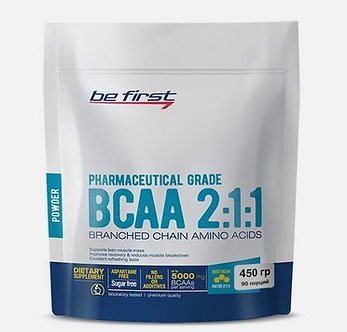 Be First BCAA 2:1:1 Classic Powder (450г)