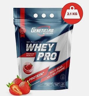 GeneticLab Whey Pro (2100г)