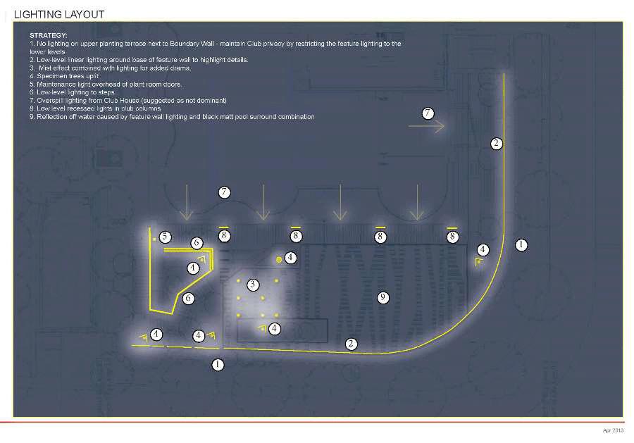 Club-Sunken-Garden-Lighting-layout