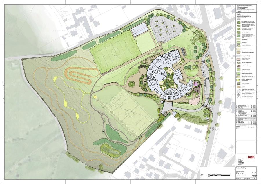 Appleton Landscape Masterplan