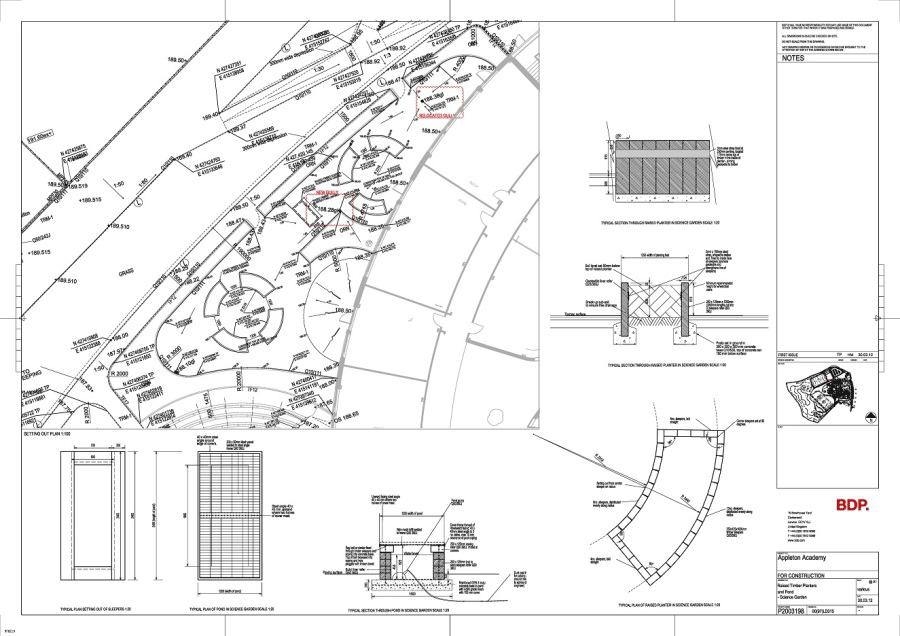 Appleton Landscape Details