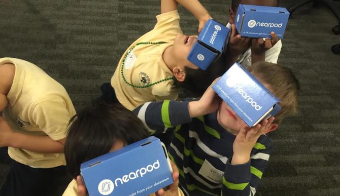 VR na nauczycielską kieszeń. Część II- Aplikacje