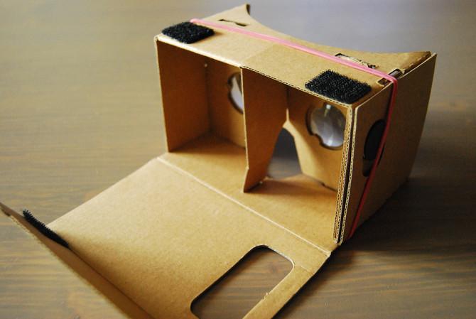 VR na nauczycielską kieszeń. Część I
