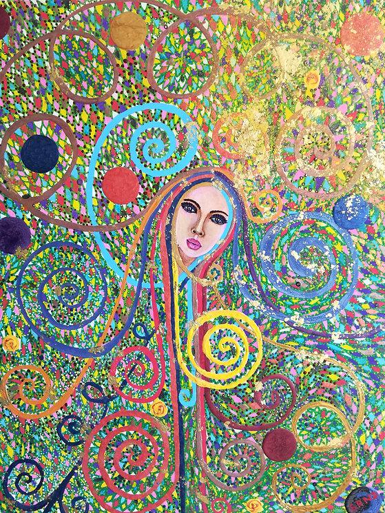 Hypnose - Artiste Sandra Morel