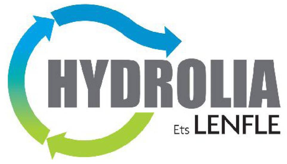 Logo HYDROLIA