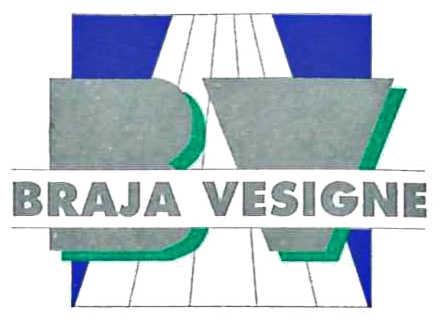 Logo BRAJA-VESIGNE
