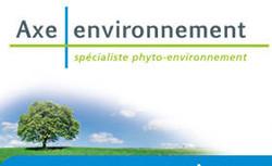 Logo Axe Environnement