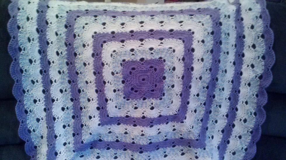 Virus Pattern blanket