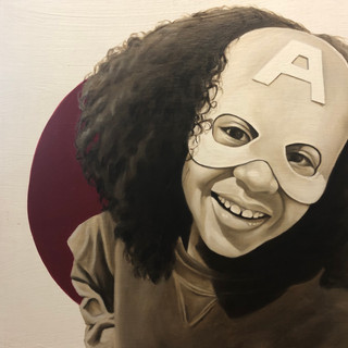 Superhero Kailah Grace