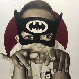 Superhero Jelani