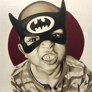 Superhero Sammy