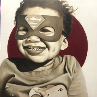 Superhero Oliver