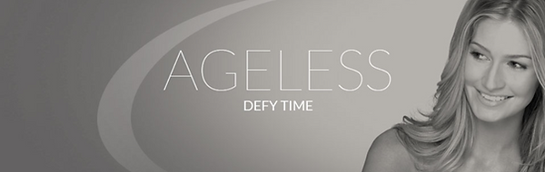 Ageless range, image skincare