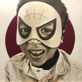 Superhero Jax