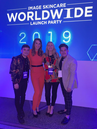 IMAGE SKINCARE WORLDWIDE LAUNCH PARTY 2019