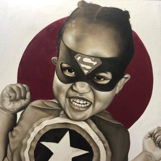 Superhero Norah