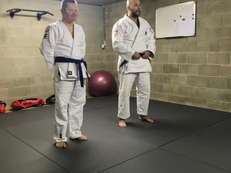 Online training G-judo