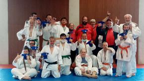 G-judodag in Brugge op 18 augustus 2021