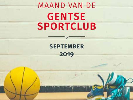 Maand van Gentse Sportclub