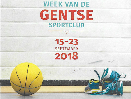 Week v/d Gentse Sportclub