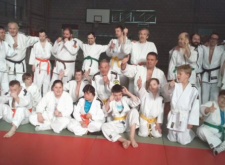 Heropstart judo op 19-9-2020