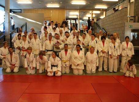 19de Krekeltornooi en 14de open training in Lokeren