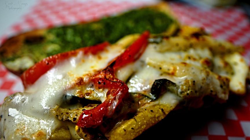 Bruno's Deli Veggie Sandwich