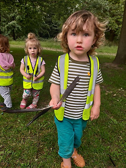 Toddler time in Norbury