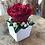 Thumbnail: Rosa nella ceramica