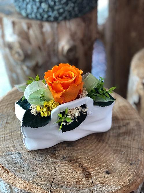 Borsettina in ceramica