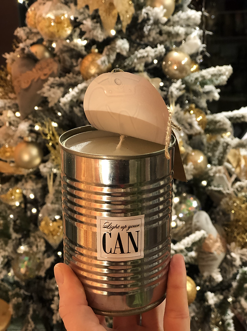 CAN - Light Up your Can