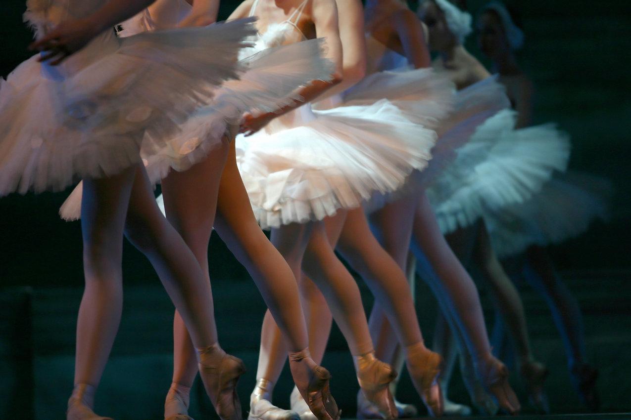 danseurs de ballets