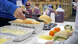 Sts. Peter and Paul Meal Services