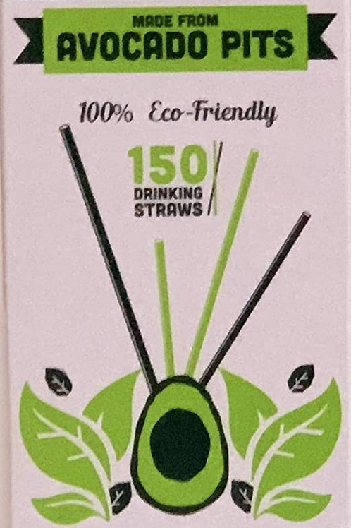 Avocado Straws (150 count)