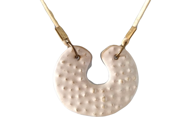 Necklace - Ceramic M