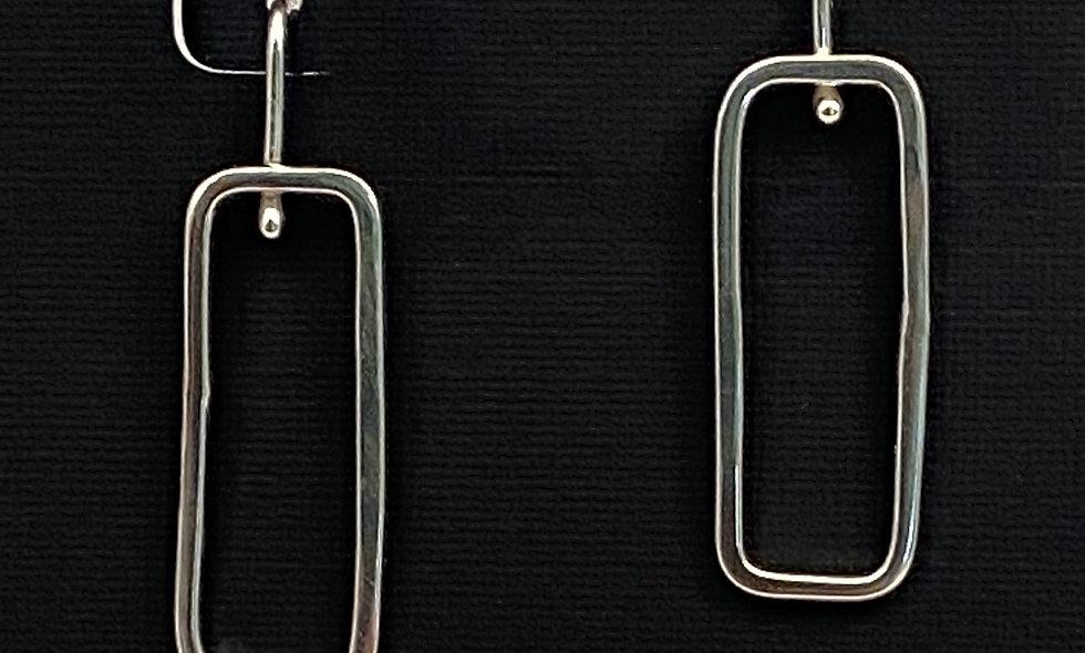 Earrings-Rectangle