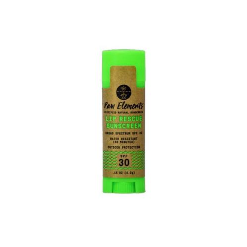 Sunscreen (Reef Safe SPF30 Lip Rescue)