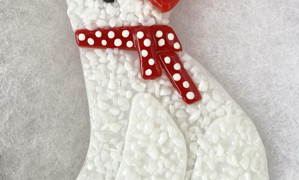 Ornament - polar bear