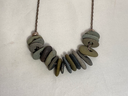 Necklace (Stone Chain)