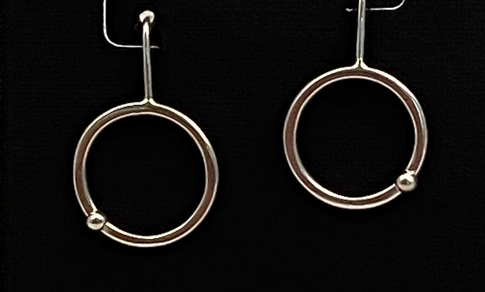 Earrings-Circle