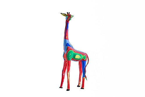 Flip Flop Sculpture (Giraffe Lrg)