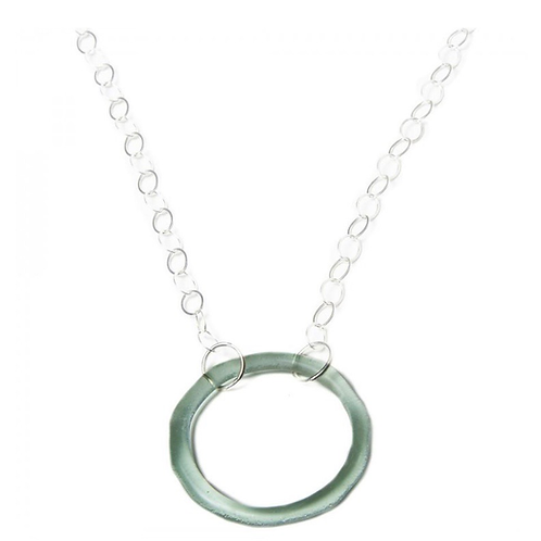 Necklace (Coca-Cola Recycled L Circle)