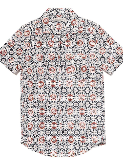 Shirt (Short Sleeve Button Down)