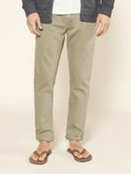 Jean (Faded Khaki-Tapered Fit)