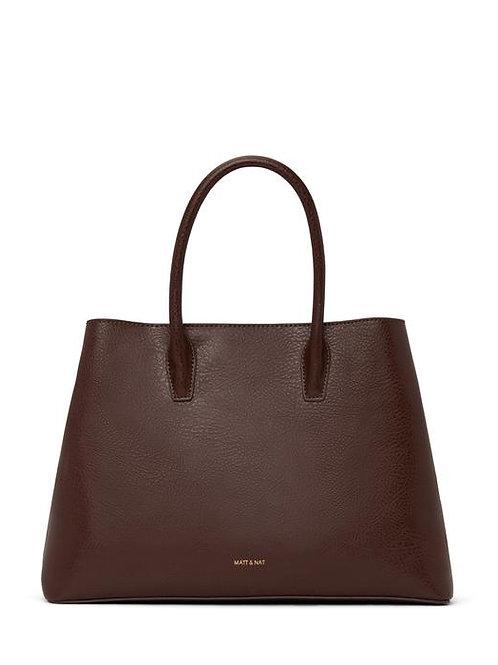 Purse (Vegan Satchel Bag)