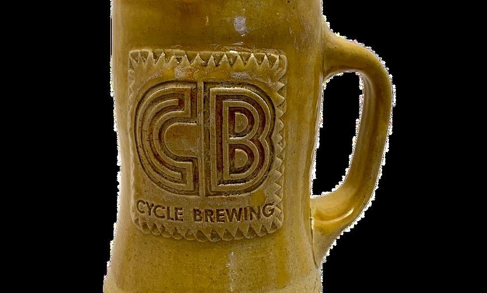 Beer Stein - Cycle Brewing