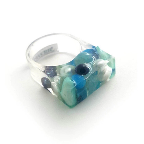 Ring (Recycled Plastic)