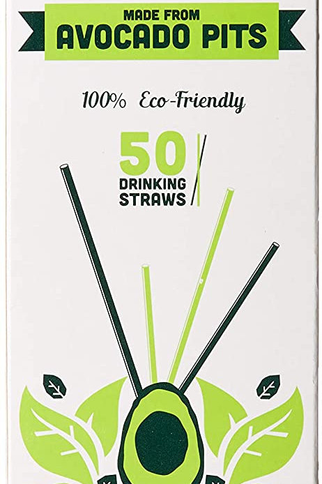 Avocado Straws (50 count)