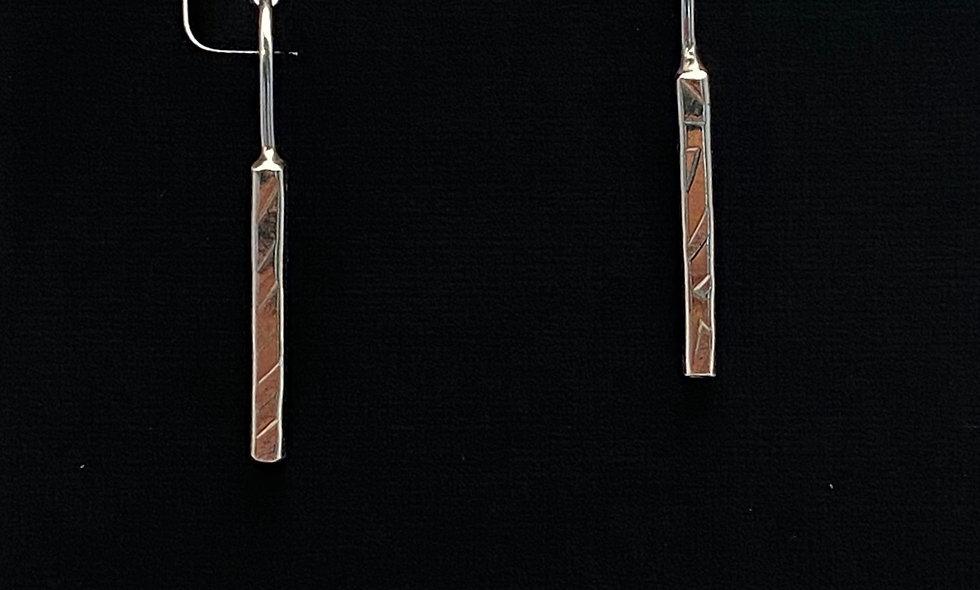 Earrings-Small Bar