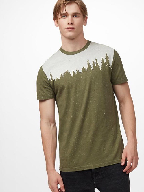 Tee Shirt (Graphic-Snow)